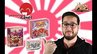 Jeux JapanimeGames : Shinobi, Demon Worker et Dragon Pets. Présentation et Avis