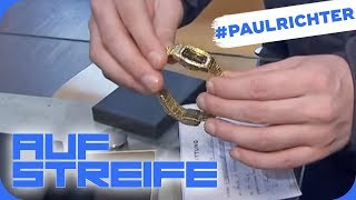 Teure FAKE Uhr: Warum ist sie vom Umtausch ausgeschlossen? |#PaulRichterTag | Auf Streife | SAT.1 TV
