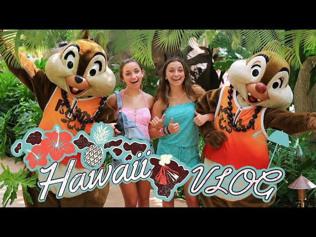 Our FiRST TiME in Hawaii! | Brooklyn and Bailey Vacation Ideas