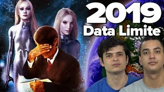 2019 - A DATA LIMITE DE CHICO XAVIER