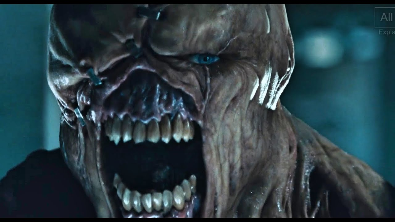 Nemesis- All Powers from Resident Evil: Apocalypse
