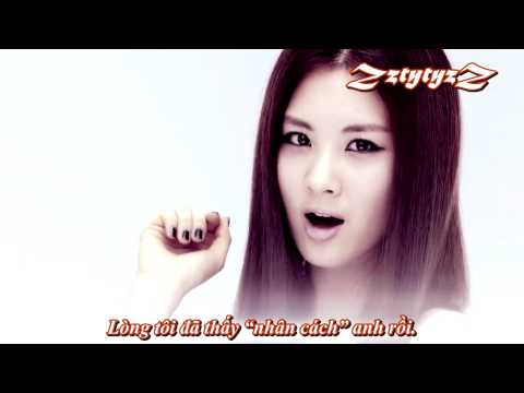 Run Devil Run - SNSD - Vietnamese Lyrics - ZztytyzZ