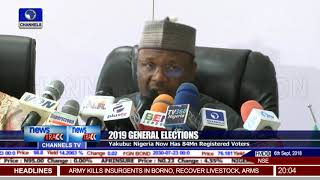 2019 Elections: Nigeria Now Has 84 Million Registered Voters- INC Chairman