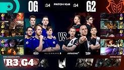 Origen vs G2 Esports - Game 4 | Round 3 PlayOffs S10 LEC Spring 2020 | OG vs G2 G4