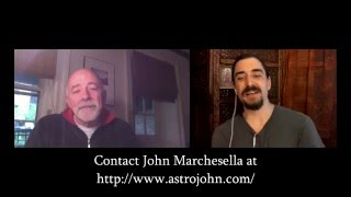 The Many Faces of Saturn in Astrology with NCGR President John Marchesella