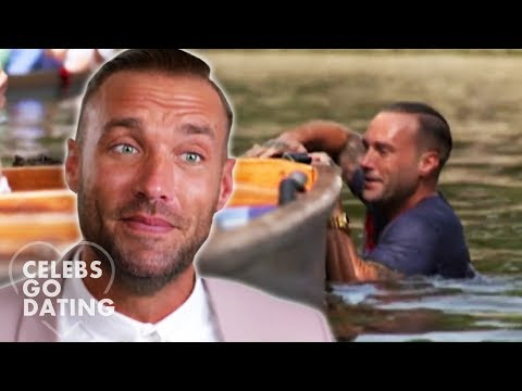 Calum Best's Date Pushes Him Into A River?! | Celebs Go Dating