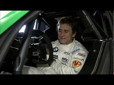 Alex Zanardi Talks BMW M3 DTM Cars 2013 Interview BMW Commercial Carjam TV HD Car TV Show