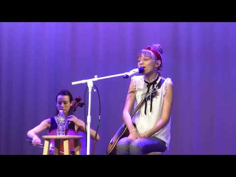 Grace VanderWaal - Burned - Valley Hospital Concert (05/21/2017)[Stabl.]