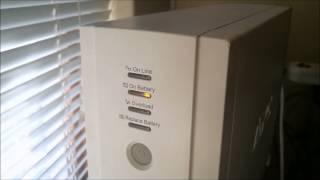 UPS Multiplug Hack - ADSL Router & 4 Port Switch