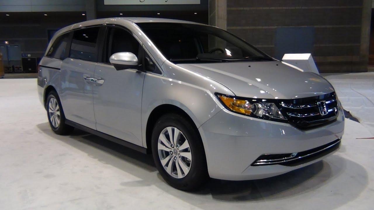 Kelebihan Honda Odyssey 2015 Review