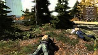 Day Z эпизод 49 Зеленая гора, топор, двустволка