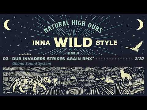 Natural High Dubs - Inna Wild Style Remix  [FULL ALBUM - ODGP212]