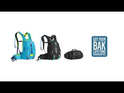 CamelBak MULE LR, HAWG LR and LUXE LR Mountain Biking Hydration Packs