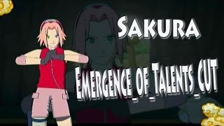 Naruto Storm 3 - Sakura vs Sasori, Anime Music. (Emergence_of_Talents_CUT)