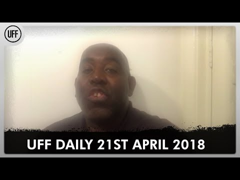 Tottenham Face Manchester United In The FA Cup Semi Final! | UFF Daily