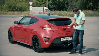 Подогретый turbo 201 hp Hyundai Veloster