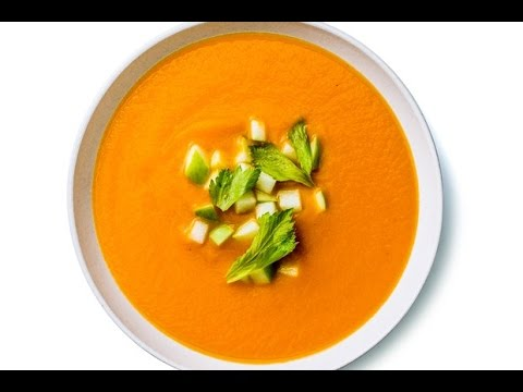 Carrot Soup | INDIAN RECIPES | WORLD'S FAVORITE RECIPES | HOW TO MAKE