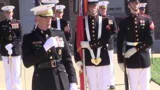 Gen. Joseph F. Dunford, Jr. takes over as USMC Commandant