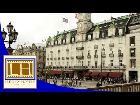 Luxury Hotels - Grand Hotel - Oslo