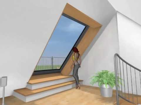 Panorama dachfenster preise  Dachschiebefenster LIDEKO roof sliding window - YouTube