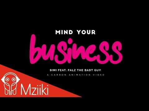 Simi - Mind Your Bizness ft. Falz - Official Video