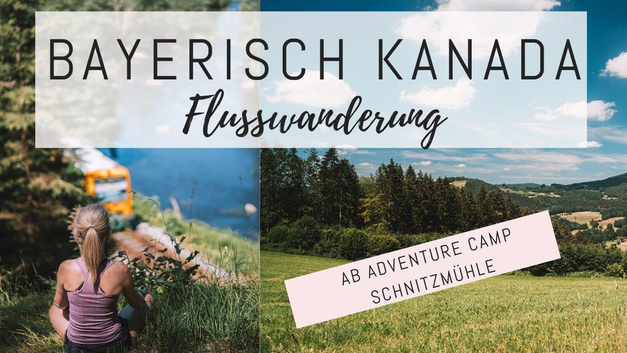 Adventure Camp Schnitzmuhle Viechtach Wanderungen Und Ubernachten Im Camp Places Delight
