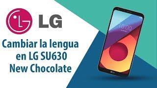 ¿Cómo cambiar la lengua en LG …