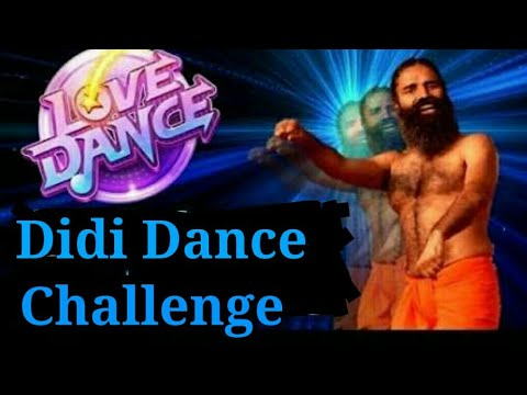 Didi Dance Challenge By Ramdev Baba With Full Song || Edit By Kunal Kk||
