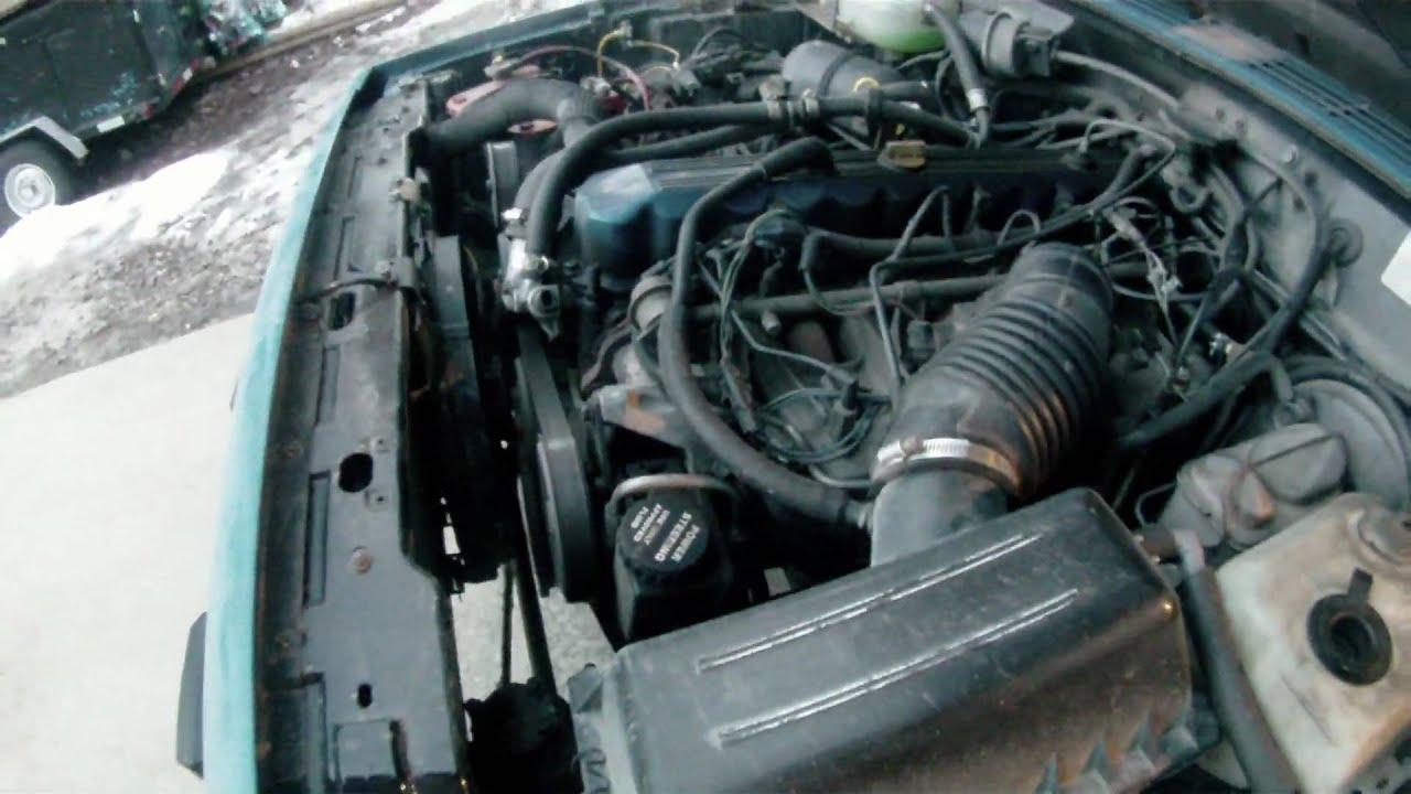 1989 Jeep Cherokee 4.0 Knock   YouTube