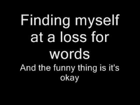 Word Of God Speak MercyMe Lyrics