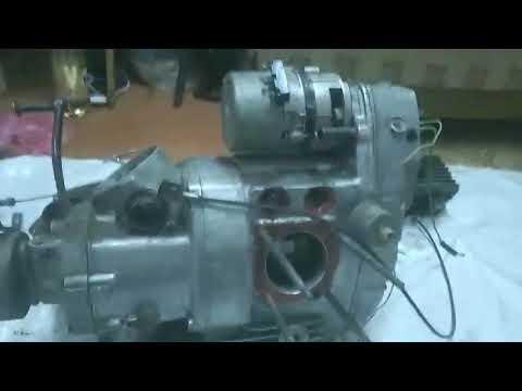 Видео: Ремонт двигателя Днепр 10. Замена вкладышей на Днепре. Герметик зло.