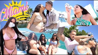 PREGNANT MOMS GONE WILD!! *Miami Edition* MUST WATCH