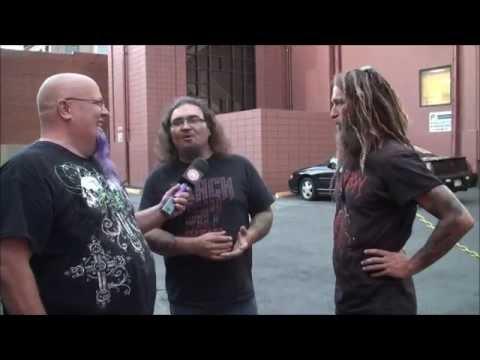 Decrepit Birth Vocalist Bill Robinson with Guest Interpreter Leonard from Cephalic Carnage mp3