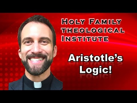 """Aristotle's Logic"" – Ancient Philosophy, Video 22"