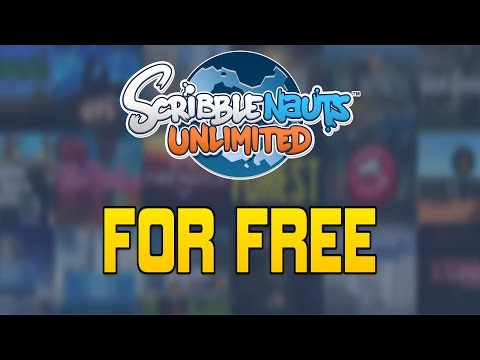 Scribblenauts Unlimited [FREE DOWNLOAD] [TUTORIAL] [CRACKED]