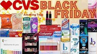 CVS BLACK FRIDAY 2018 | 11/22/18 - 11/24/18 | Plan de Ofertas CVS Viernes Negro