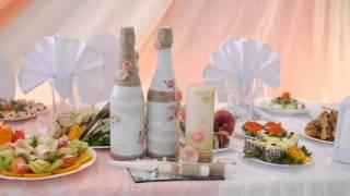 Красивая свадьба в нежных персиковых тонах 18 04 2015 (Энергодар)