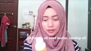 Review & demo : Cosmoderm Vitamin E Make Up Remover + Contest Thumbnail