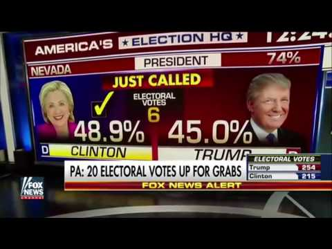 All State Calls 2016 Election Highlights Fox News