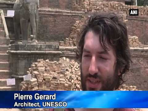 UNESCO, WHO assessing damage caused in Nepal post 7.8 quake for restoration work