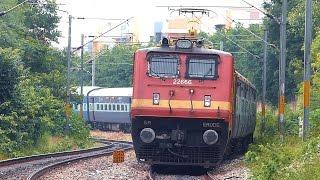 EVIL 666 brings the 12 hour late Train : Indian Railways