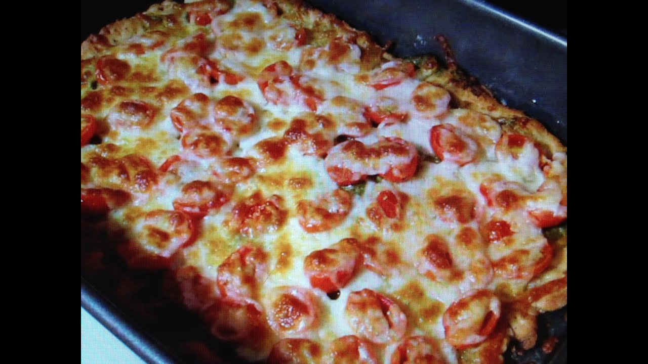 How To Make The Best Ever Gluten Free Pizza Crust Youtube