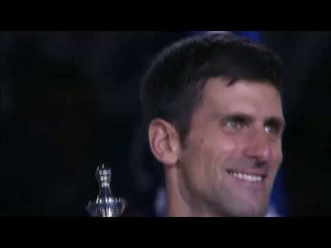 US Open Extended Highlight: Novak Djokovic vs. Juan Martin Del Potro