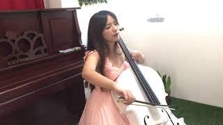 아이유  IU-《복숭아》Peach大提琴鋼琴版 Cello+Piano Cover (cover by 小麻雀Spar…