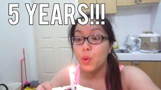 5 Years! (february 13, 2015) - Saytiocoartillero