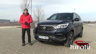 SsangYong Rexton G4 2.2l e-XDi 7G-Tronic 4WD video 1 of 5