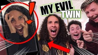 SENDING TONGUE TWISTERS TO EVIL GRAPHNIX AT 3 AM!! (HE FREAKED OUT!!)