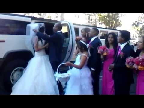 City Lights Limousines @ eritrean wedding, San JOse, Ca. Aug 2014