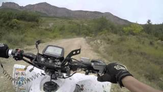 Yamaha Raptor 700r Chasing On A Yamaha Yfz450R Road Legal Uk Quad Bike