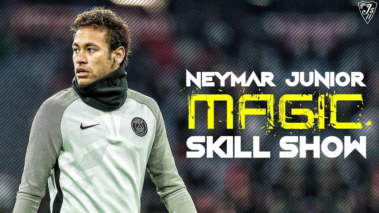 Download Neymar Jr ● Magic Skills Show ● 2017/18 ● HD |1080p